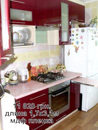 угловая кухоння
