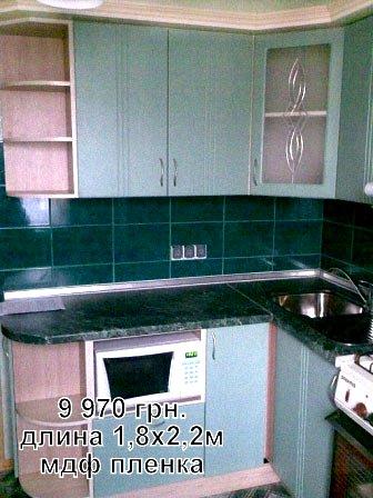интерьеры кухни мебель