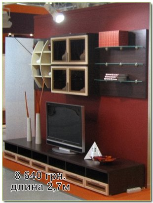 Корпусная мебель на заказ Киев