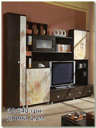 Творческий дизайн мебели в гостиную, в Киеве, Украина