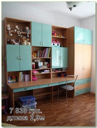 Заказать стол в детскую, в Киеве, Украина