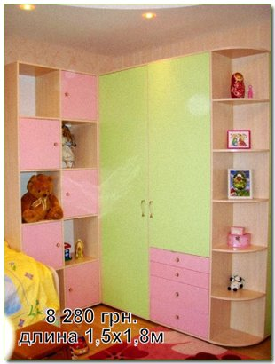 Шкаф в детскую продажа, в Киеве, Украина