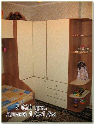 Шкаф для детской описание, в Киеве, Украина