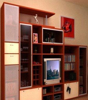 Мебель под заказ стенка
